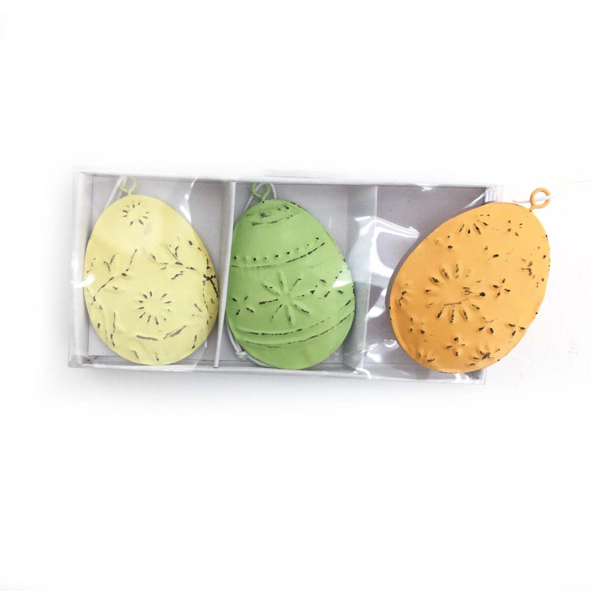 Scatola uova da appendere 3 col. 6,5cm