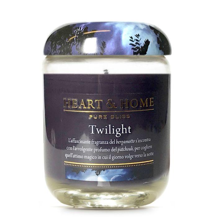 Candela profumata in cera di soia - Twilight