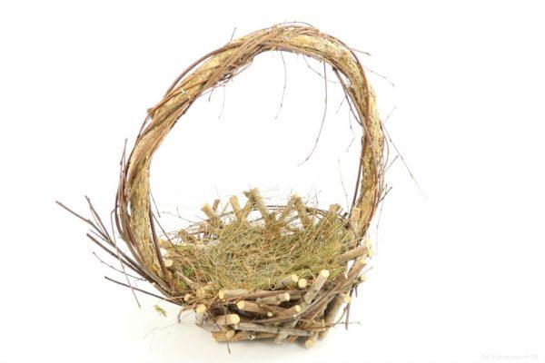 Cesto nido set da 2