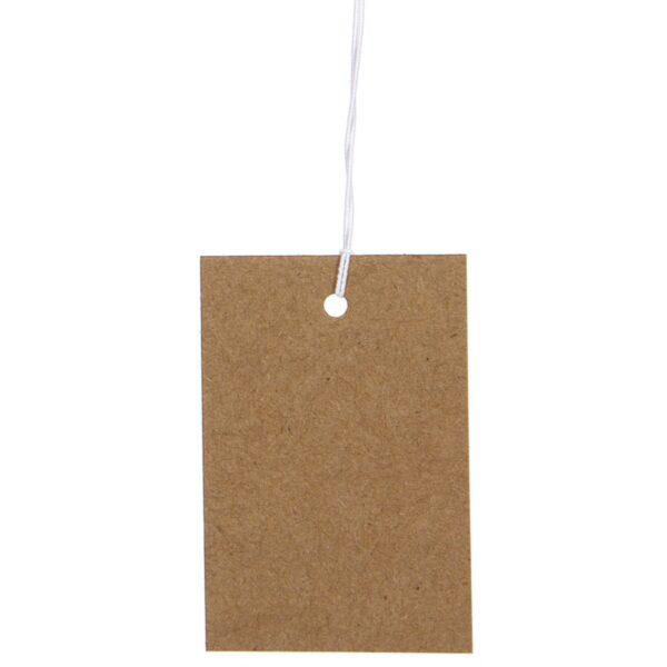 Etichetta Tag in cartoncino 48pz