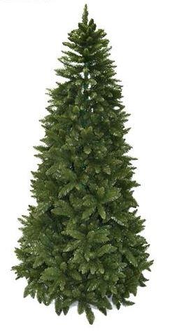 Albero di Natale modello slim apertura a ombrello h. 240 cm d. 145 cm