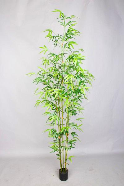 Pianta artificiale di bamboo h. 180 cm