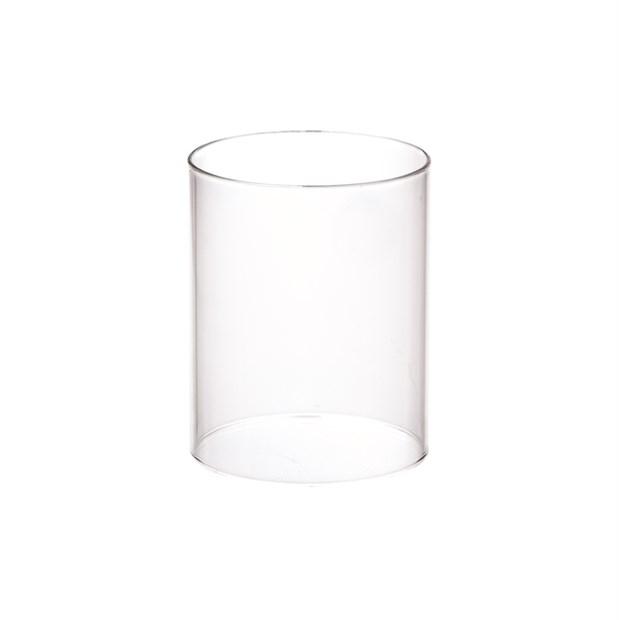 Parafiamma in vetro d.7 h. 15cm