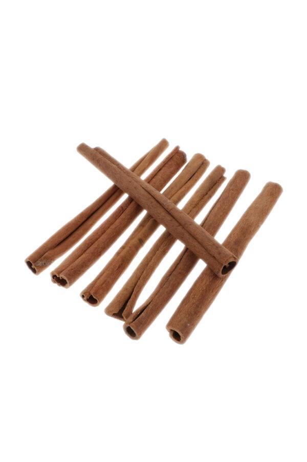 Confezione 500 gr. stecche di cannella secca e stabilizzata 25 cm