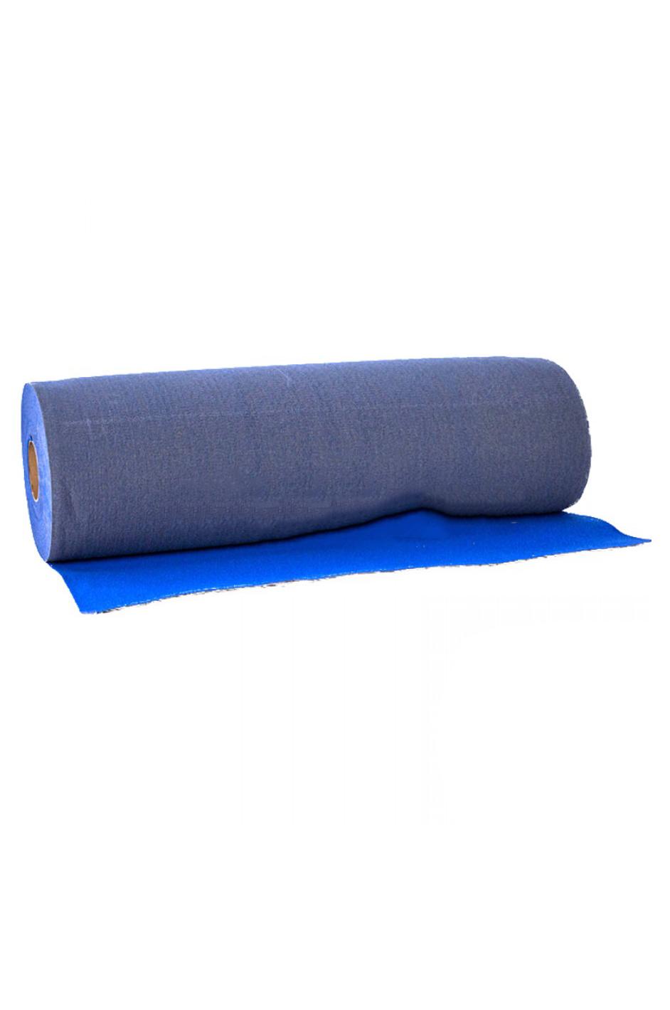 Tappeto da cerimonia blu senza pellicola h. 1 mt x l. 30 mt